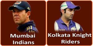 आइपीएल 6 का तिरपनवां मैच Wankhede Stadium, Mumbai में होने जा रहा है।