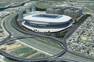 Projeto Arena do Grêmio