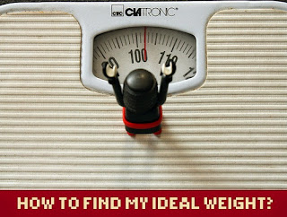 How to find my ideal weight?