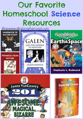 Homeschool science resources