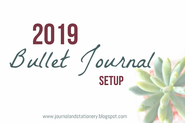 bullet journal, bullet journal setup, bullet journal 2019, bullet planner, bullet notebook, how to make bullet journal, membuat bullet journal, bullet journal layout