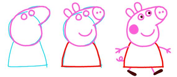 Pasos para aprender a dibujar ~ Aprendiendo con Julia