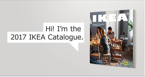 ikea free 2017 ikea catalogue giveaway malaysia free sample giveaway. Black Bedroom Furniture Sets. Home Design Ideas