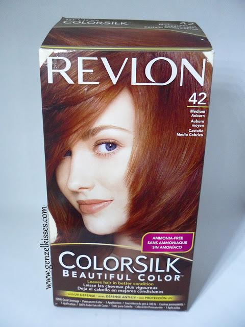 Revlon Medium Auburn Hair Colors Shades