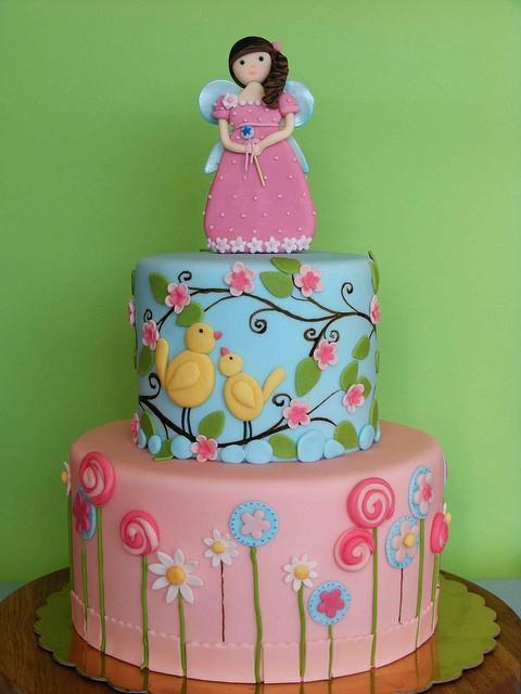 Birthday Cake Fairy Birthday Cakes