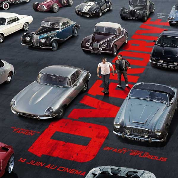 Overdrive, Overdrive Synopsis, Overdrive Trailer, Overdrive Review, Poster Overdrive
