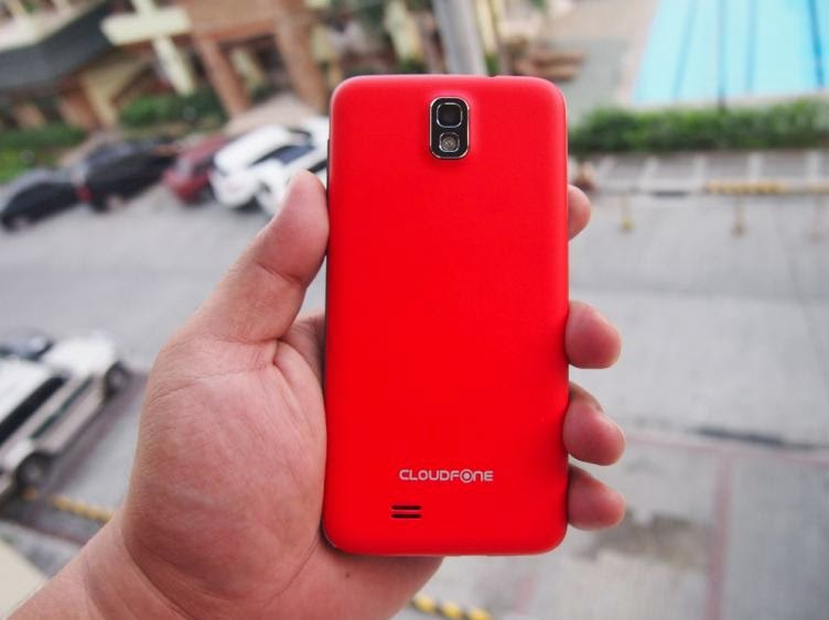 CloudFone Excite 501o Review, Enthusiasm and Eagerness