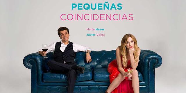 'Pequeñas Coincidencias', primeras imágenes de la comedia creada por Javier Veiga