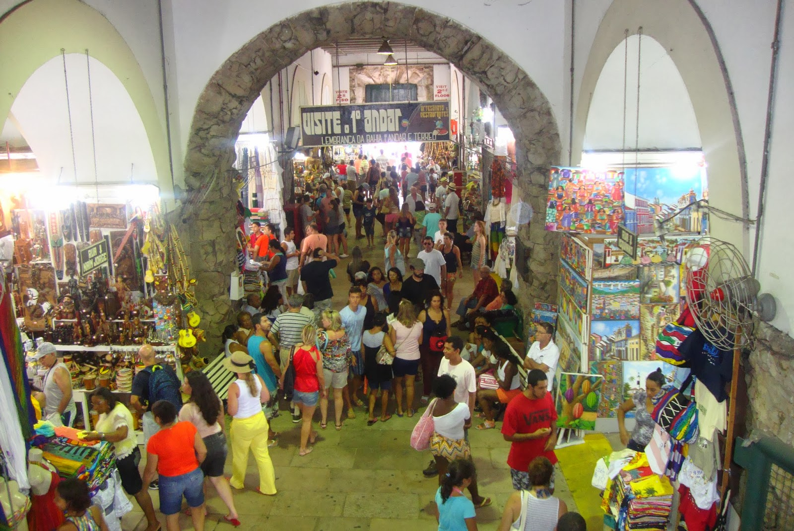 Mercado Modelo - Salvador - BA