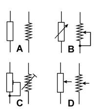 المقاومات الكهربائية  (Resistors)