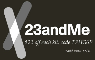 23andme promotion