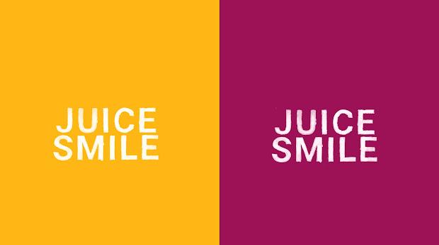 Juice Smile Packaging Of World - Creative Package