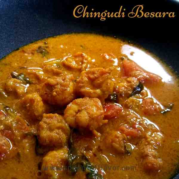 Prawn with Mustard Curry