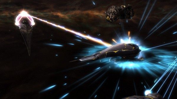 Sins of a Solar Empire Rebellion Ultimate Edition PC Full Version Screenshot 3