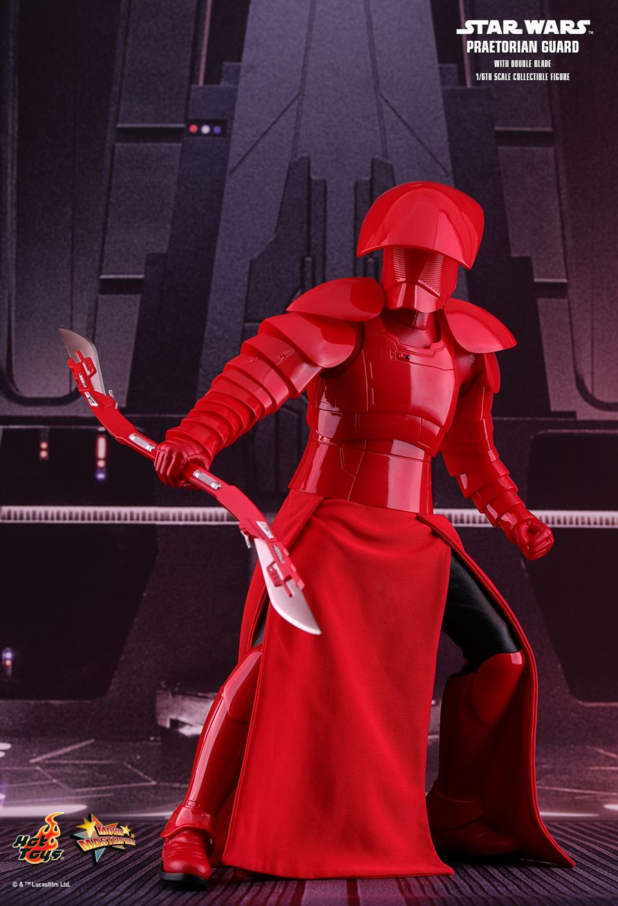 Wars Star Red Guards V Rey And Kylo