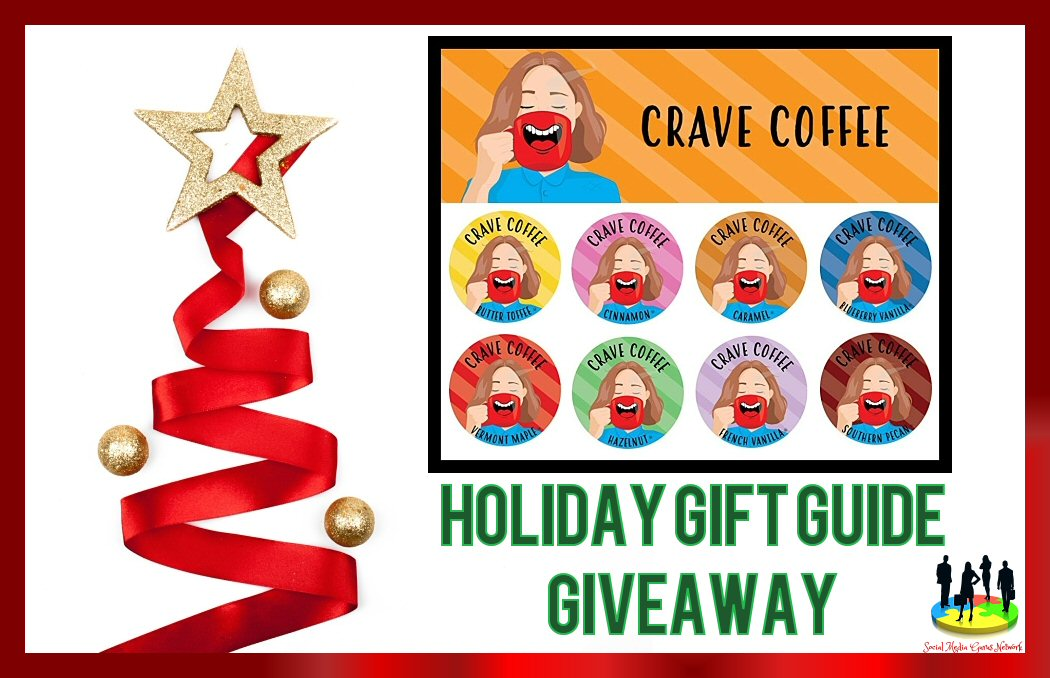 Crave Coffee Giveaway