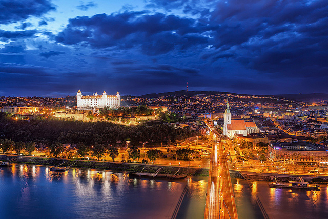 Danube River,the prettiest river journeys in Europe