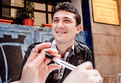 Entrevista al mago y actor Nacho Diago