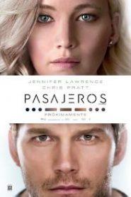 Pasajeros (Passengers) (2016) Online Español latino hd