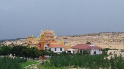 Em qua chùa Bình Nhơn- Lê Thanh Hùng