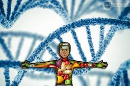 Mengenal Nutritional Genomic Kunci Nutrisi Saat Ini