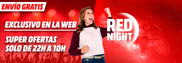Mejores ofertas de la Red Night de Media Markt 3 julio de 2018