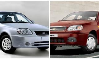 ايهما افضل فيرنا او لانوس | مقارنه بين فيرنا و لانوس | اشتري فيرنا ولا لانوس انجح السيارات الشعبيه في مصر