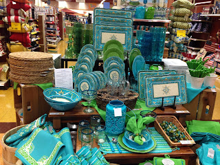 Wegmans Grocery Store | Summer Collections - Turquoise and Oranges
