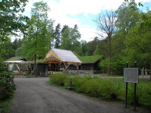 Museo al aire libre en la isla Bygdøy (Oslo, Noruega)