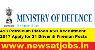 413-Petroleum-Platoon-Fireman-Posts-Recruitment-2017