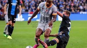 مواجهة غلطة سراي وكلوب بروج في الجولة السادسه من دوري أبطال أوروبا تنتهي بالتعادل