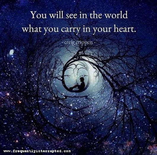 Carry In Your Heart