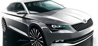 Skoda Superb Design