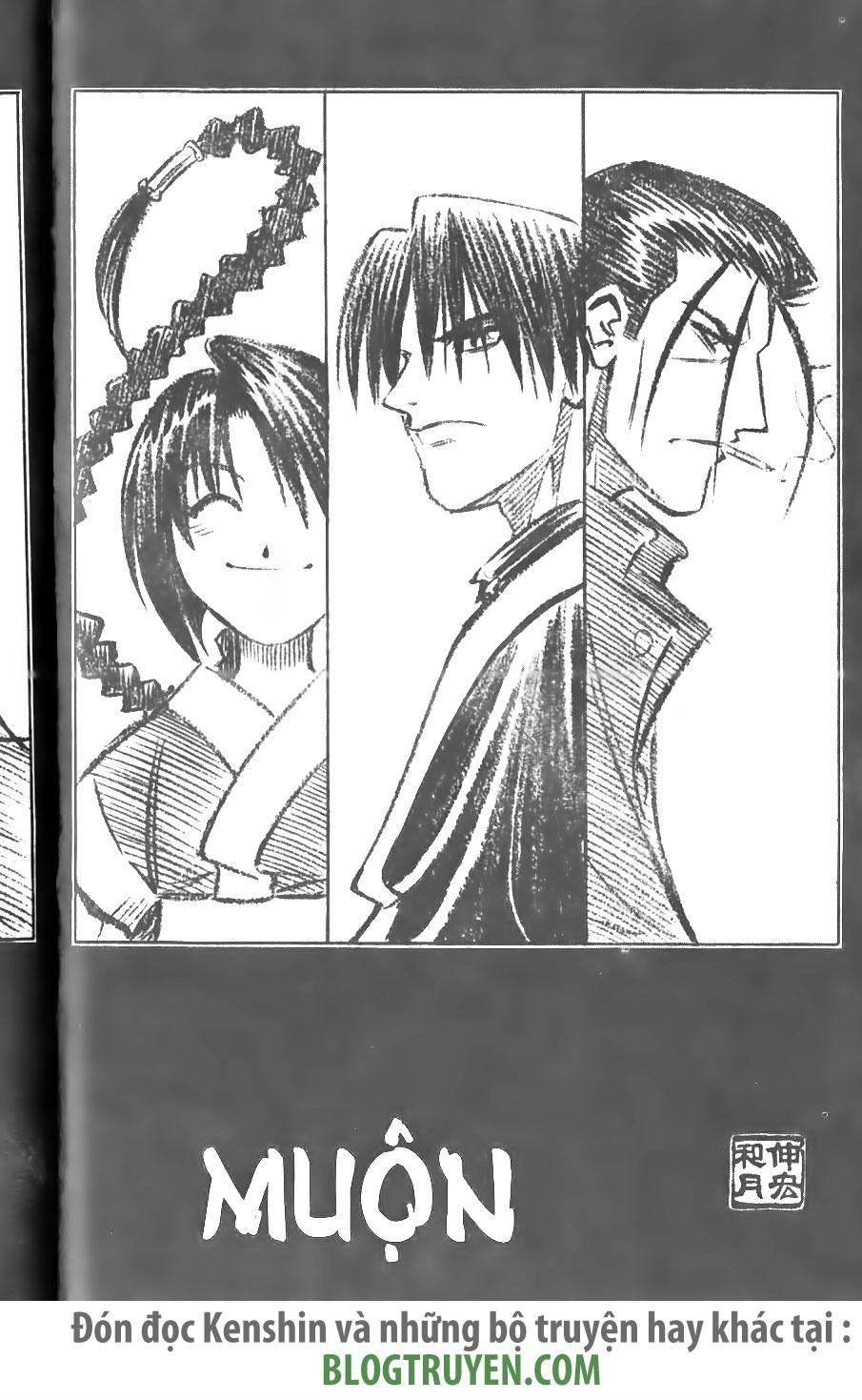 Rurouni Kenshin chap 253 trang 4