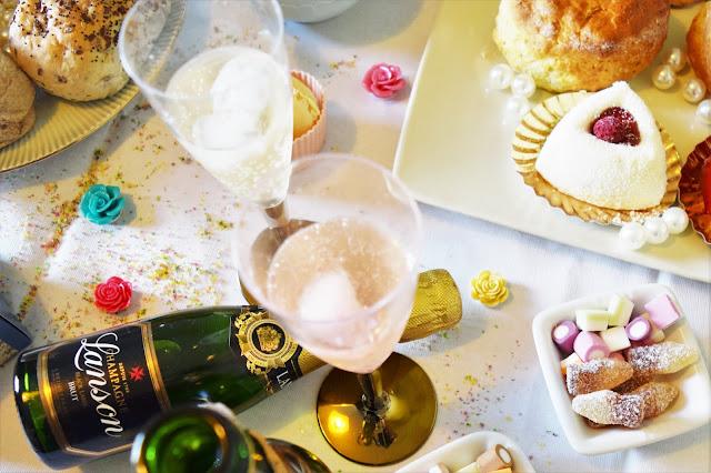 Champagne Lanson 200ml