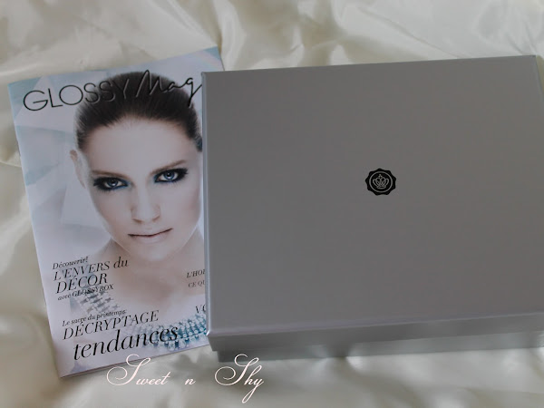 ♥ My December Glossy box