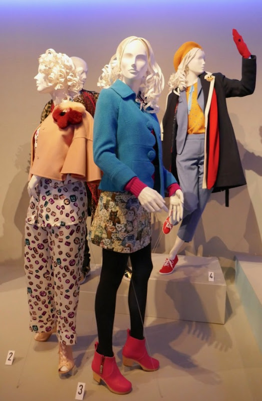 Unbreakable Kimmy Schmidt season 4 costume exhibit
