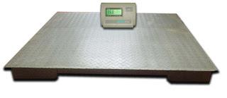 cân sàn yaohua 1.5m x 1.5m chắc chắn