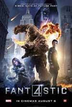 Cuatro Fantásticos (2015) DVDRip Castellano