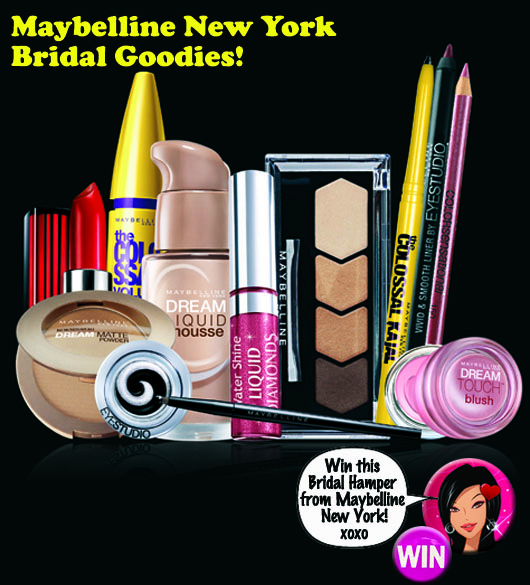 Get Free Maybelline New York Gift Hamper !! Maybelline New York India