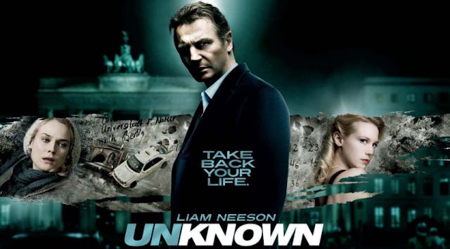 Unknown (Ο άγνωστος) θρίλερ μυστηρίου - Λίαμ Νίσον