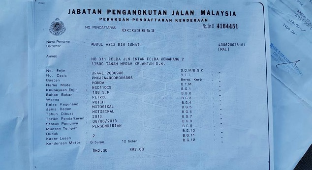 """Tergamak AEON Credit Kebas Duit Simpanan Haji/Umrah Ayah Sampai Licin"""