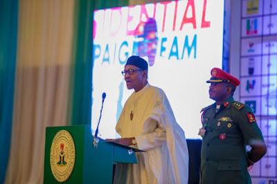 No Nigerian territory under Boko Haram's control -Buhari