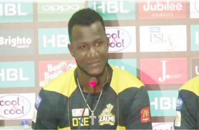 PSL4 is proud to win, all meditation is on the final: Darren Sammy