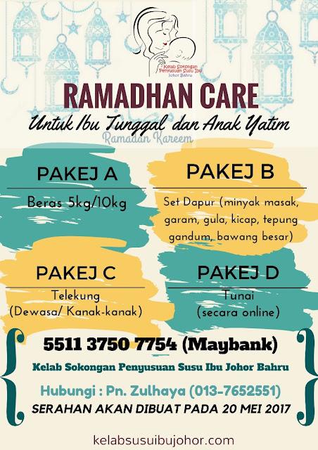 Ramadhan Care Untuk Ibu Tunggal Dan Anak Yatim