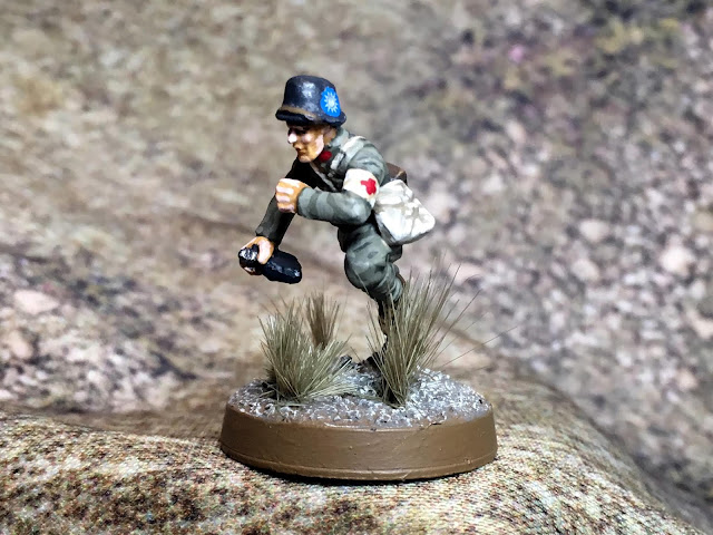28mm WW2 Chinese for Bolt Action: Medic Miniature