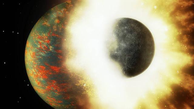 awal kehidupan bumi