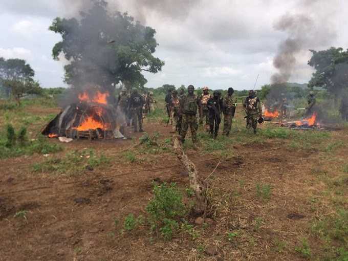 Boko Haram: Troops kill 3 terrorists in Borno