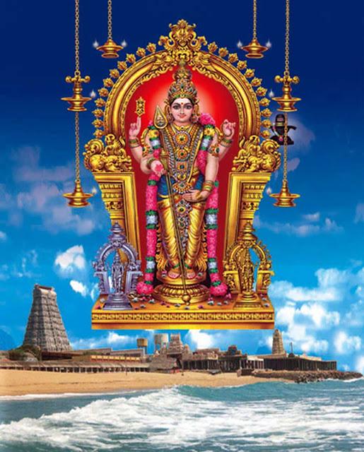மணிராஜ் திருவருள் பொழியும் திருச்செந்தூர் திருமுருகன்