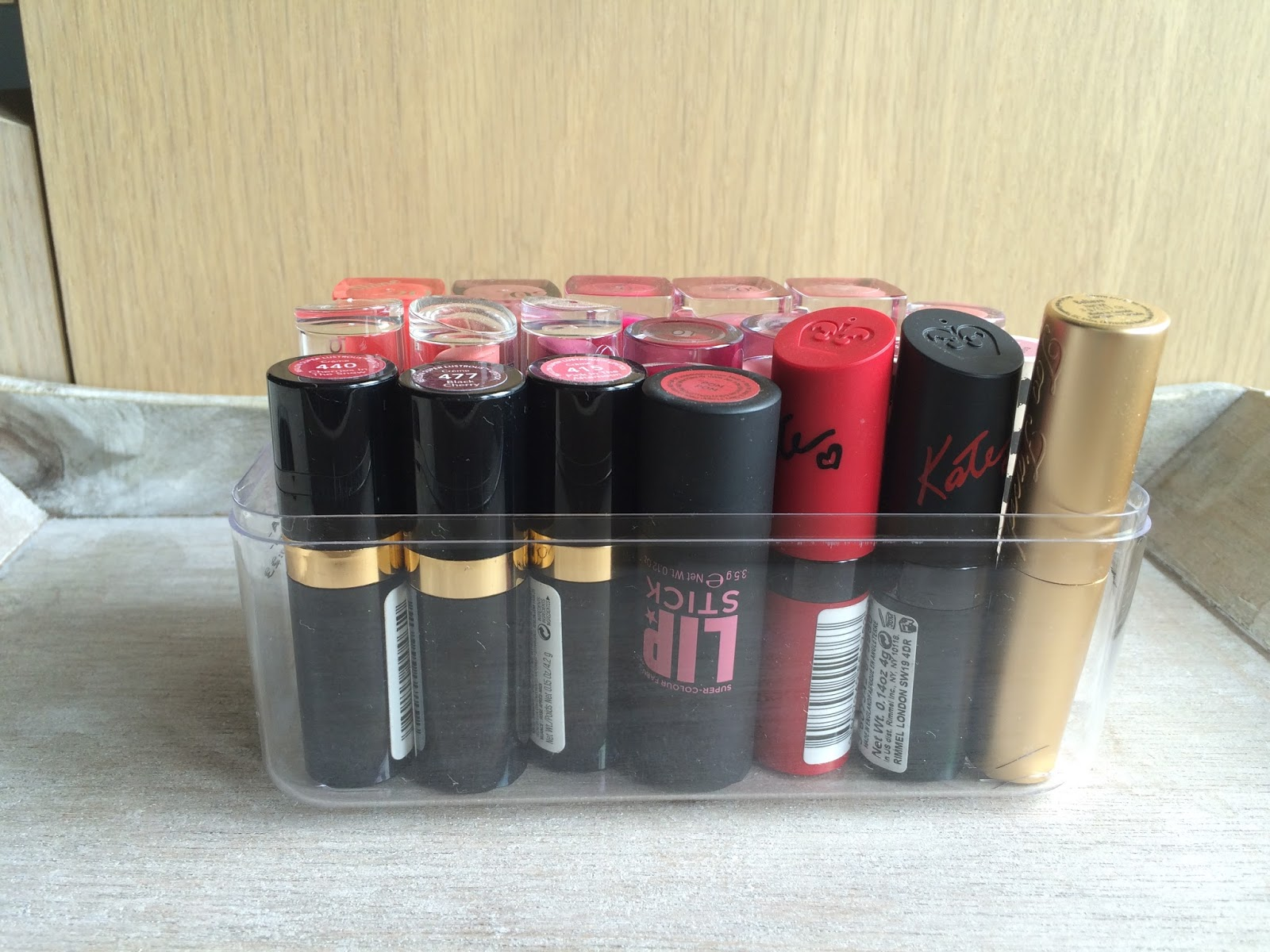 ferrero rocher lipstick alternative makeup storge